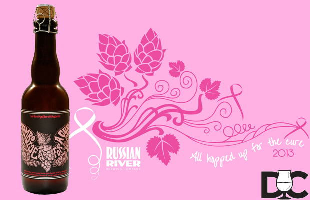 Russian River Brewing Framboise For A Cure release today
