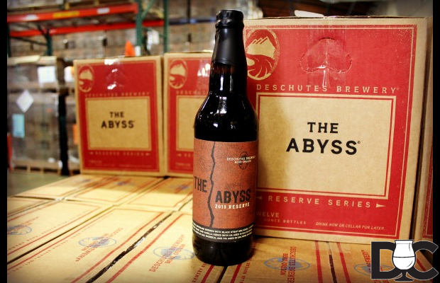 Deschutes Brewery The Abyss release November 14th