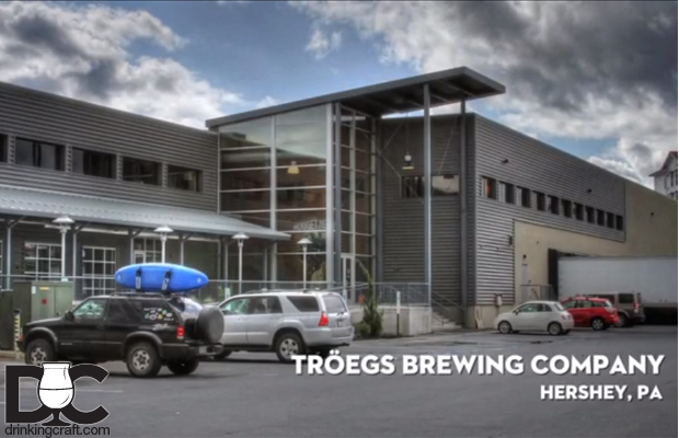 Troegs Brewing Brewery Tour (Video)