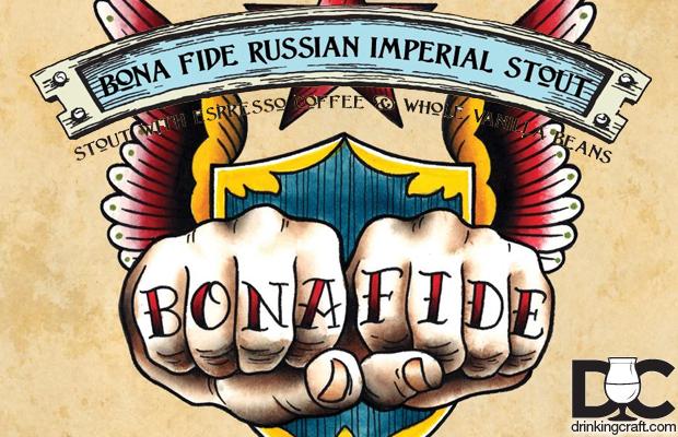 4 Hands Bona Fide Imperial Stout Release Dec 18th