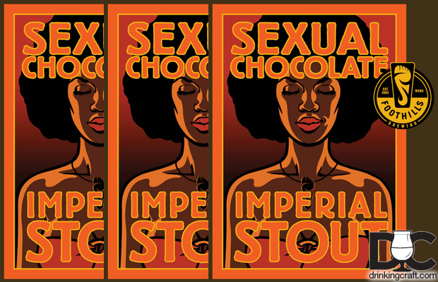 Foothills Brewing To Auction Off Sexual Chocolate Line Spots For Charity