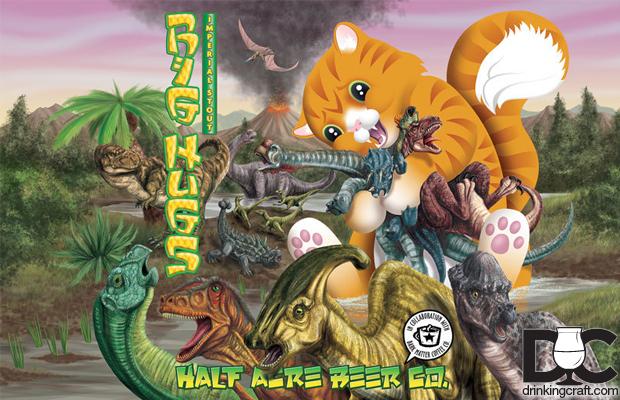 Half Acre Big Hugs Release Party Dec 15th