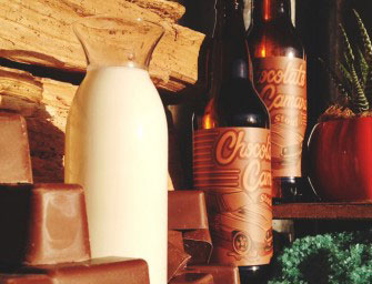 Half Acre Beer Chocolate Camaro Release Jan 24th