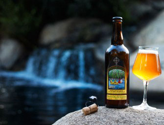 The Lost Abbey 2013 Duck Duck Gooze Review