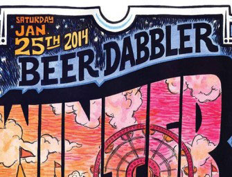 Winter Beer Dabblin' In St. Paul, MN