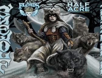 Half Acre 3 Floyds Shewolf Release Feb 20th
