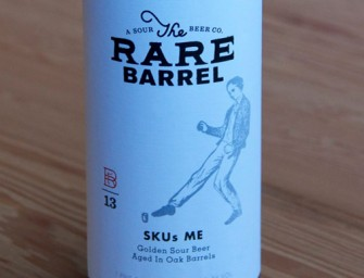The Rare Barrel SKUs Me Bottle Release