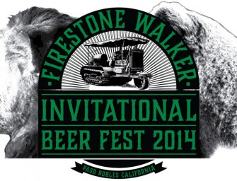 Firestone Walker Invitational Beer Fest 2014 Beer List