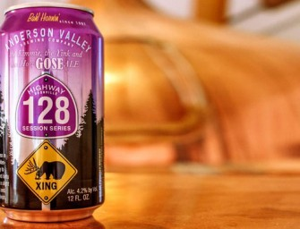 Anderson Valley The Holy Gose Headed To Cans