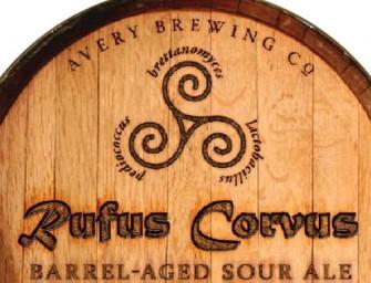 Avery Brewing Rufus Corvus Release Details