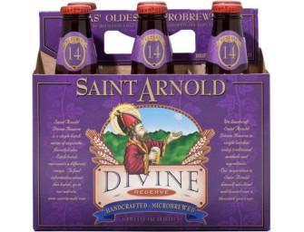 Saint Arnold Brewing Divine Reserve No 14 Release Details
