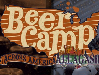 Beer Camp Across America Brewer Shorts Allagash