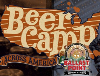Beer Camp Across America Brewer Shorts Ballast Point