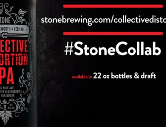 Stone Brewing Collective Distortion IPA Release Details