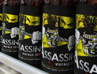 Toppling Goliath 2014 Assassin Release Details