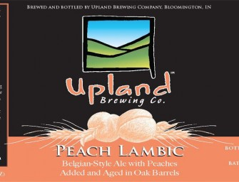 Upland Brewing Peach And Persimmon Lottery Details
