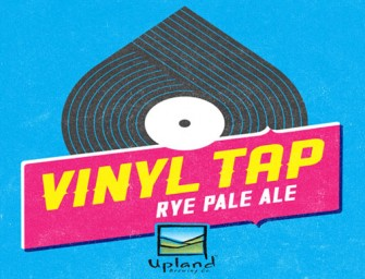 Upland Brewing Vinyl Tap Rye Pale Ale Release Details