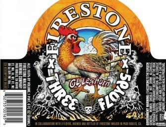 Firestone 3 Floyds Ol Leghorn Collaboration Details