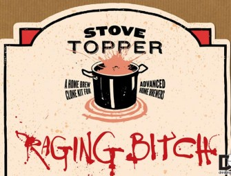Flying Dog Raging Bitch Stove Topper Homebrew Kits Available Now