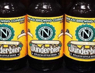 Ninkasi Brewing Wunderbier Kolsch Release Details