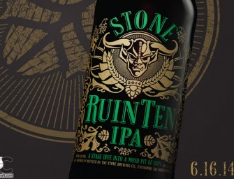 Stone Brewing RuinTen IPA Returns June 16th