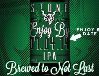 Stone Brewing Enjoy By 07.04.14 Market List