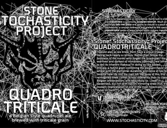 Stone Stochasticity Project Quadrotriticale Release June 2nd