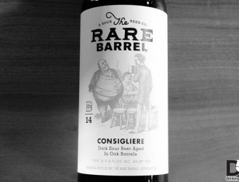 The Rare Barrel Consigliere Bottle Release Details